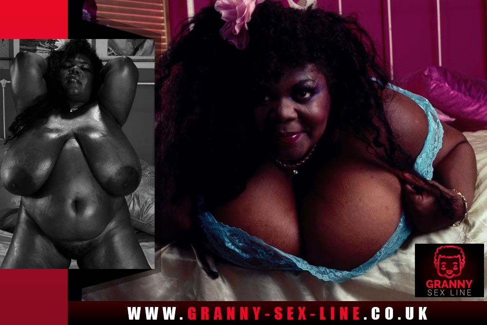 BBW Ebony Granny Chat