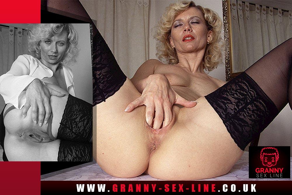 Intimate Granny Sex Chat