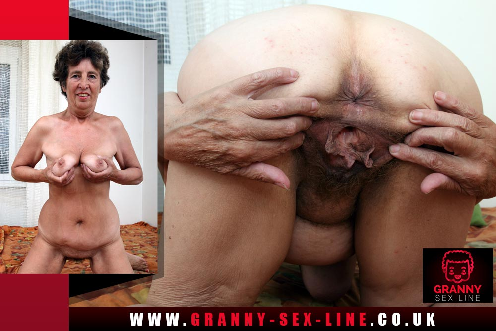 Talk to Grannies Who Love Anal Sex