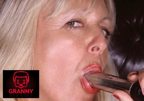 Cock Sucking Grans